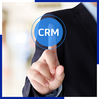 Logo for CRM & Email Marketing page