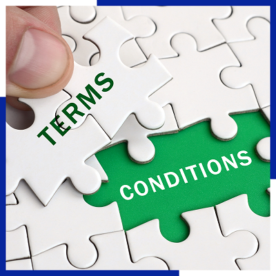 Logo for Terms & Conditions page